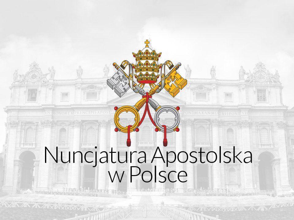 Komunikat Nuncjatury Apostolskiej